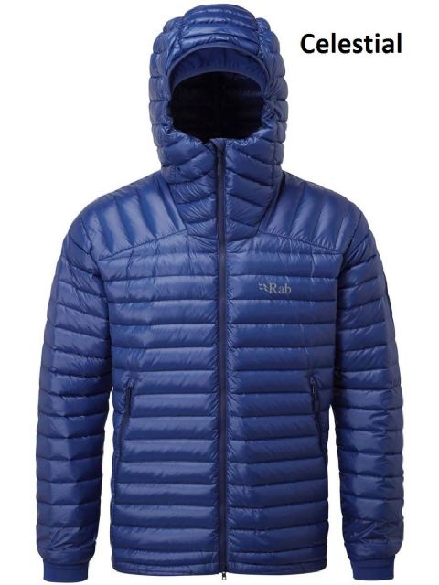 Rab Mens Microlight Summit - Warm, Lightweight, Zero Stitching
